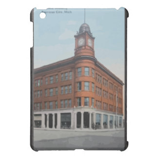 State Bank Building Traverse City, Mich, Vintage iPad Mini Cover