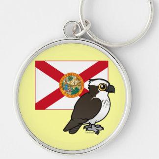 State Birdorable of Florida Keychain
