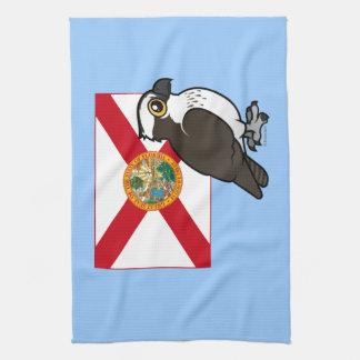 State Birdorable of Florida Kitchen Towels