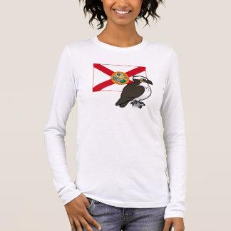 State Birdorable of Florida Long Sleeve T-Shirt