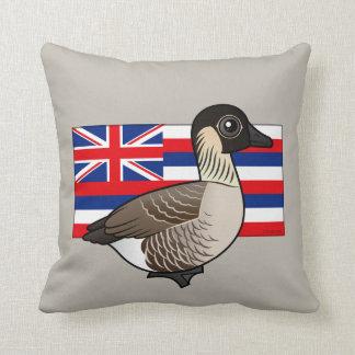 State Birdorable of Hawaii: Nene Pillow