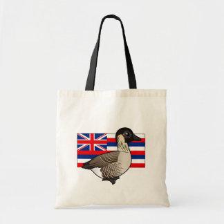 State Birdorable of Hawaii: Nene Tote Bag