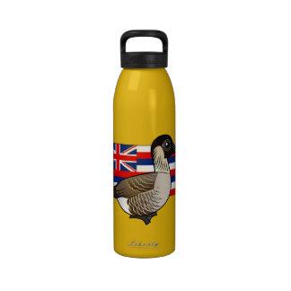 State Birdorable of Hawaii: Nene Water Bottle