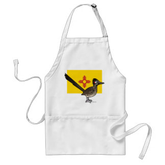 State Birdorable of New Mexico: Roadrunner Adult Apron