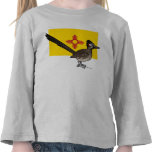 State Birdorable of New Mexico: Roadrunner T Shirt