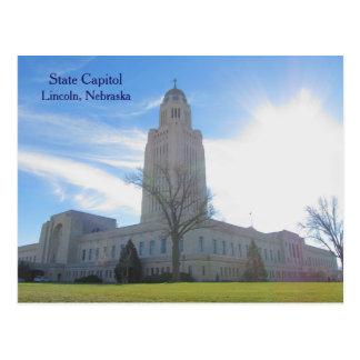 State Capital postcard 80 2012