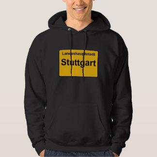 State capital Stuttgart 3D Pullover