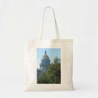 State Capital Tote Bag