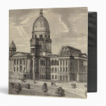 State Capitol building, Springfield, Ill 3 Ring Binders