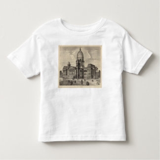 State Capitol building, Springfield, Ill Toddler T-shirt