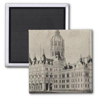 State Capitol, Hartford Magnet