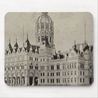 State Capitol, Hartford Mouse Pad