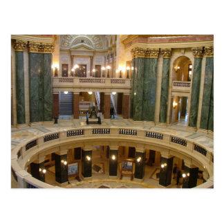 State Capitol - Madison - Postcard