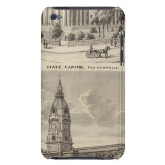 State Capitol , Marion County Court House Barely There iPod Cover