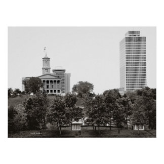 State Capitol, Nashville Tennessee Poster