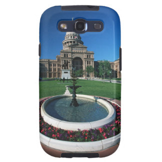 'State Capitol of Texas, Austin' Galaxy SIII Cover