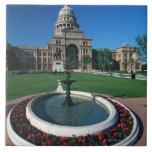 'State Capitol of Texas, Austin' Ceramic Tiles