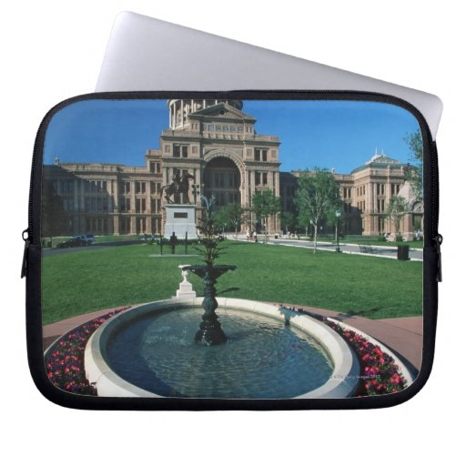 'State Capitol of Texas, Austin' Laptop Computer Sleeve