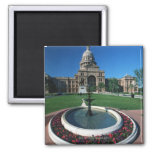 'State Capitol of Texas, Austin' 2 Inch Square Magnet