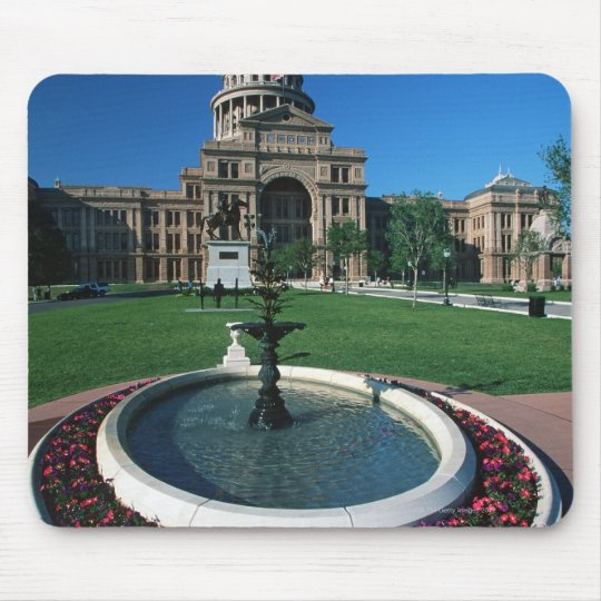 'State Capitol of Texas, Austin' Mouse Pad