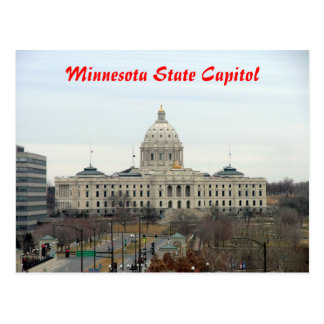 State Capitol Postcard