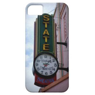 State Clock iPhone SE/5/5s Case