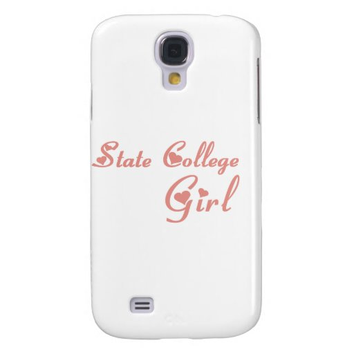 State College Girl tee shirts Samsung Galaxy S4 Covers