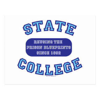 State College Postcard