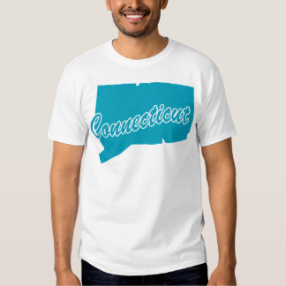State Connecticut T-shirt