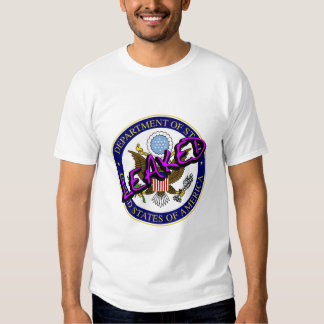 State Department Leak Shirt