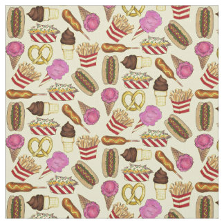 State Fair Foods Fabric