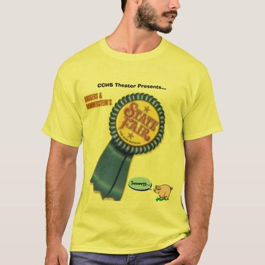State Fair TeeShirt---Cast Final T-Shirt
