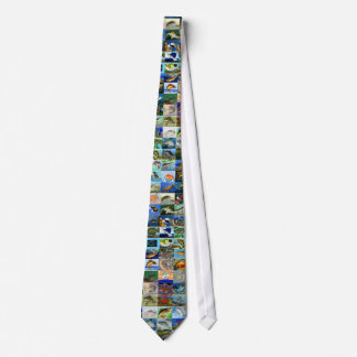 STATE-FISH ART CONTEST TIE2 TIE