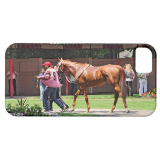 State Flag in the Saratoga Paddock iPhone SE/5/5s Case