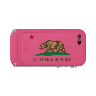 State Flag of California Republic Incipio ATLAS ID™ iPhone 5 Case