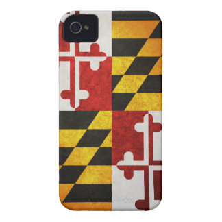 State Flag of Maryland Case-Mate Blackberry Case