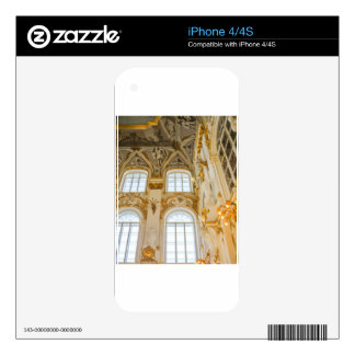 State Hermitage Museum St. Petersburg Russia Decals For iPhone 4S