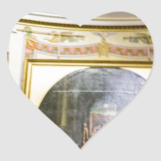 State Hermitage Museum St. Petersburg Russia Heart Sticker