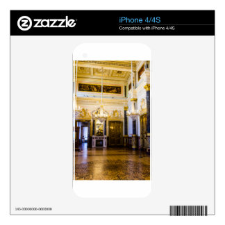 State Hermitage Museum St. Petersburg Russia iPhone 4 Decal