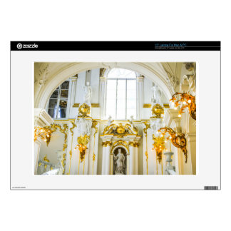 """State Hermitage Museum St. Petersburg Russia Skin For 15"""" Laptop"""