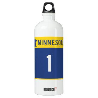 State Highway 1, Minnesota, USA SIGG Traveler 1.0L Water Bottle