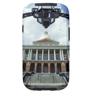 State House Capitol Building, Boston, MA, USA Galaxy SIII Case