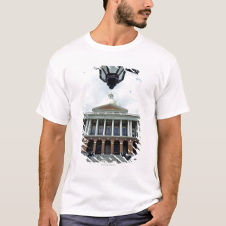 State House Capitol Building, Boston, MA, USA T-Shirt