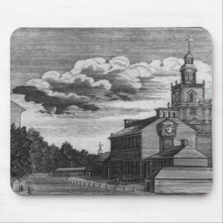 State House in Philadelphia 1778 Mouse Pad