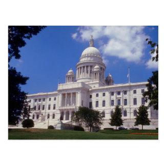 State House, Providence, Rhode Island, U.S.A. Postcard