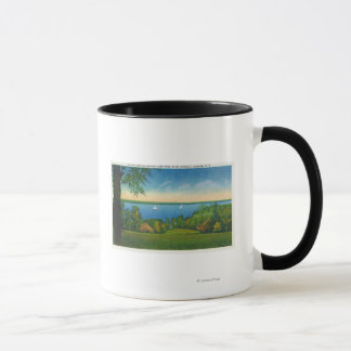 State Hwy Scenic View of Owasco Lake Mug