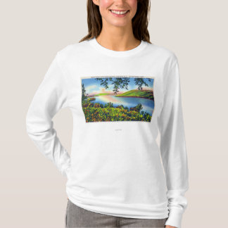 State Hwy View of Bluff Point T-Shirt