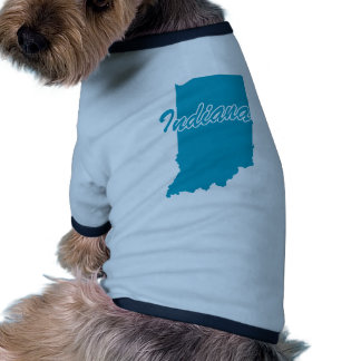 State Indiana Pet Clothes