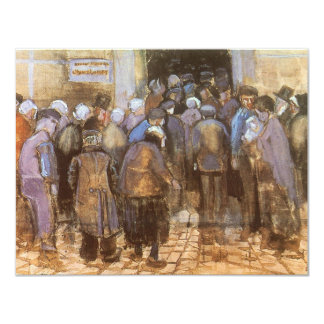 State Lottery Office (Poor Money) Vincent van Gogh Card