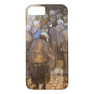 State Lottery Office (Poor Money) Vincent van Gogh iPhone 8/7 Case